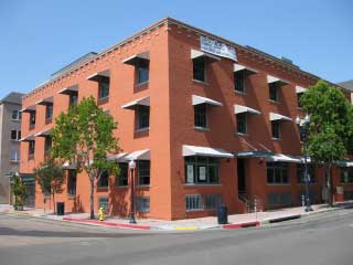 The Olde Cracker Factory, 448 W Market St, San Diego California 92101